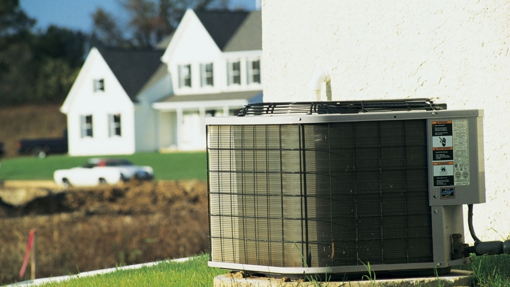 Example of Residential Air Conditioner